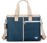New oxford fabric handbags men business fashion casual men bags one shoulder bag man bag sport bag  Free Shipping