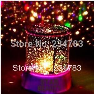 led night light lamp projector led christmas light