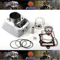 2013New CG125 to 150CC 62MM  CG125 150 to 160CC 64MM  Big Bort Kit  12pcs/Set ,Free Shipping!