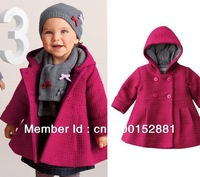 Free shipping 2013 Spring hot design, designer female baby cotton jacquard lining Jacket / Hoodies / Jackets