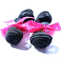 Loose Wave Brazilian Hair Weft 100%Virgin Rosa Hair Products 4pcs lot,Cheap Sara Hair 5ATop Quality