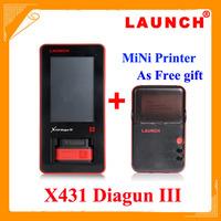 2014 Original X431 Auto Scanner International Version Launch X431 Diagun III Update Via Official Website DHL free x431 diagun 3