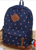 Kpop mens school backpacks bolsos canvas women brand design printing backpack for girls travel bags female mochila bolsas bag