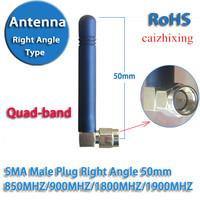 GSM antenna communication antenna, GSM antenna elbow Supporting Sim900a SIM900 sim908 SIM900D