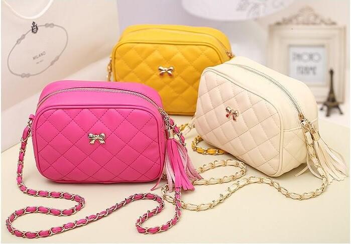 Самые модные сумки для девочек