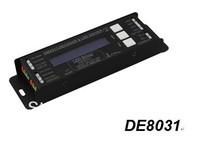 Factory Price!!! Free shipping DMX512 led decoder  RGB controller,dmx controller DE8031