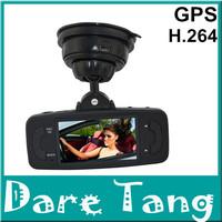 GS9000 Car DVR Video Recorder Vehicle Driving Camera Original Ambarella 1080P Full HD 2.7'' LCD With GPS Truck Dash Cam(GH-09)