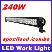 42inch 240W SUV, ATV, Truck Lights, Drive Lights, High Power Off Road led Light Bars