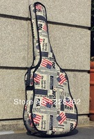 Guitar Bag Musical Instrument Guitar Accessories New Fashion Bags Flag Michael Jackson Free Shipping