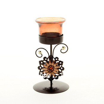 Free Shipping Wholesale Metal Candle Holders Stands Home Decoration