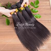 RY hair products peruvian virgin hair extension peruvian straight hair weaves fast free shipping 6A virgin hair
