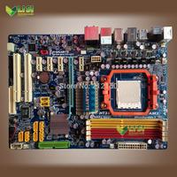 free shipping 90% new for gigabyte GA-MA770-UD3 desktop Motherboard MA770-UD3 LGA 770 AM2/AM3 940pin DDR2