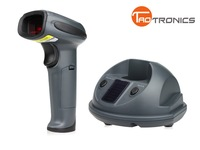 TaoTronics Wireless USB Handheld Visible Laser Cordless Barcode Scanner Portable Scan Reader,White, Free Shiping