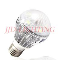 (6 pcs)LED bulb lamp 5*1 W Warm White /Cold White E27 High Power LED Light Bulb Globe Lamp Medium base 5W