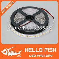 5m 600 LED 3528 SMD 12V flexible LED strip light, white/warm white/blue/green/red/yellow