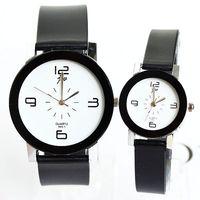 Couple WatchesFor Lovers Hot Sale Popular Fashion Silicone Quartz Men/Women/Girl Unisex Jelly Free shipping
