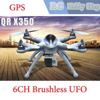WALKERA QR X350 GPS Drone 6CH Brushless UFO with camera DEVO 7 DEVO F7 Transmitter RC Helicopter RTF BNF Drop shipping 2 boy toy