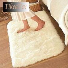 40*60 4.5cm thicken & SHAGGY super soft carpet tapete rug / area rug / slip-resistant door mat kids rug for living room :a0701(China (Mainland))
