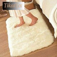 40*60 4.5cm thicken & SHAGGY super soft carpet tapete rug / area rug / slip-resistant door mat kids rug for living room :a0701