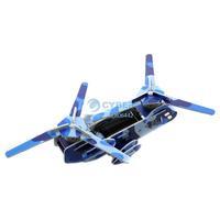 2013 New Fashion Solar Airplane Educational DIY Robots Plane Kit Children Gift Toy Creative 16993