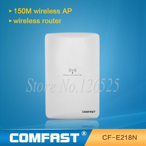 Fino a 5 km 150 Mbps 18 dbi lungo raggio esterno router wireless a 2,4 GHz di rete ponte supporto telecamera ip libero trasporto di goccia