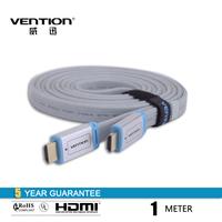10Pcs/lot High Speed 1m HDMI Cable 1.4V 1080P HD w/ Ethernet 3D Ready HDTV 100cm