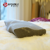free shipping 60x33x11cm 100% memory foam aliexpress as seen on tv 2013 orthopedic pillow