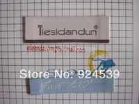 Brand high density custom woven label,OEM service is ok, garment labels, labels for clothing