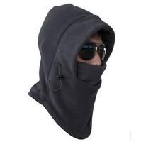 2014 warm fleece winter masks and ski mask, protected ear winter hat cap ski warm hat snowboard cap free shipping