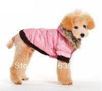 2013 New Pet Lovely Clothing Fashion Autumn And Winter Clothes Apparel Clothes Costume Jeans Dress Skirt  Jacket For Dog