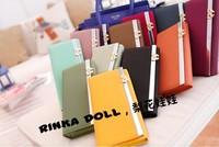 2013 Korean version of the new Han Guofan cute bow wallet Ms. Long Wallet