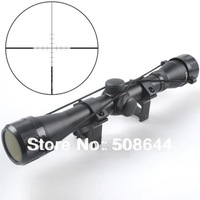 4X32 Fully Coated Optics Crossbow Scope Five Line Reticle Archery Riflescope Sight Outdoor sports