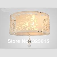 K9 crystal ceiling lamp modern fashion  acrylic  bedroom lamp restaurant DIA 40 cm