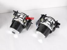 Front bumper lights bifocal lens fog lamp assembly case for Subaru Legacy 2 0 2 5