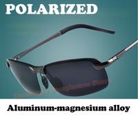 Fashion Summer 3043 Alloy Men's Polarized Aviator Pilot women Sunglasses original Glasses Driving oculos de sol eyewear