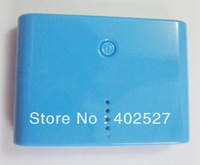 12000mAh External Battery Charger Power Bank Pack FOR iPhone 5 4S iPad 4 3 2 FOR HTC Free shipping