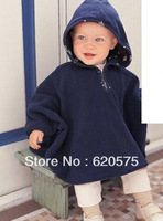 Baby's Clothing Cappa With hat in Four colors for Both Boy and Girl