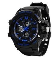relogio luxury brand Vintage male watch led fashion waterproof electronic multifunctional sports watch  Reloj watch Cassio