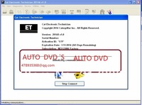 CAT ET 2014A  KEY+Software(Support Factory Password)