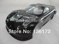1:10 RC Car accessories  1/10 RC car  Body Shell 200mm 033B black free shipping