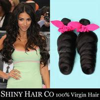 1 Bundle Malaysian Virgin Hair Loose Wave Natural Black 6A Unprocessed Human Hair Weave Wowigs Virgin Hair Rosa Hair Company