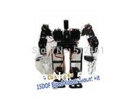 Alum 15DOF Biped Robot Frame Kit & Alloy Clamp Claw Mount for Arduino Walk Dance
