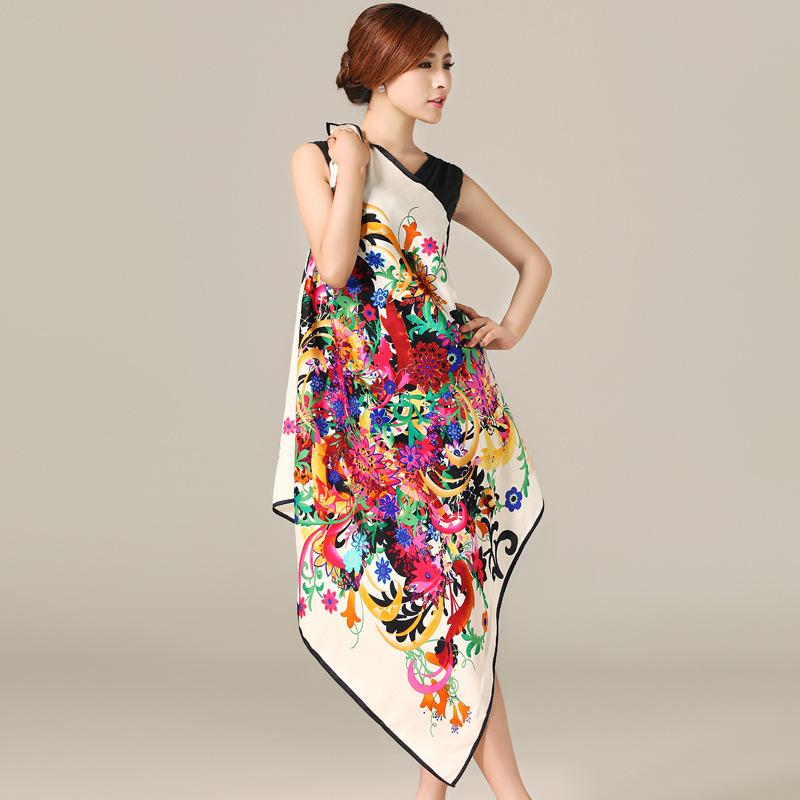 free shipping 2014 new 100 silk crepe satin silk