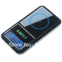 Factory price retail 1pcs Touch Screen 0.01g x 200g Digital electronic scale with retail box