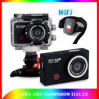 NEW 16MP Waterproof Camera 10M 8X Zoom Underwater Shockproof Digital Camera 2.7inch LCD Cameras
