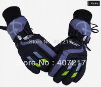 2015 neutral ski gloves mens full finger snowboard gloves womens skiing gloves unisex riding sports gloves black waterproof warm