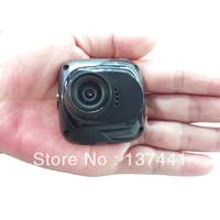 The world's smallest HD built-in GPS G-SENSOR car black box Car DVR Full HD 1080 p driving recorder logger similar Gopro HD F33