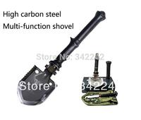 new 2014 Tibetan mastiff spade Snow shovel mercenaries multi-functional outdoor forklift shovel garden tools free shipping tools
