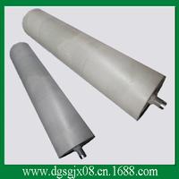 The white coatting  zirconia roller