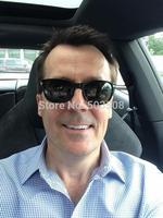 2015 designer sunglasses men persol sunglasses 3058-S  black brand sunglasses for women